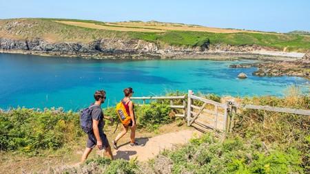 Savour a stroll along the Pembrokeshire Coast Path