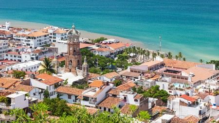 Puerto Vallarta, on the Pacific Coast, is the LGBTQ capital of Mexico