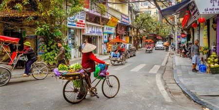 Hanoi is the culture capital of Vietnam, and a must-visit during your time here