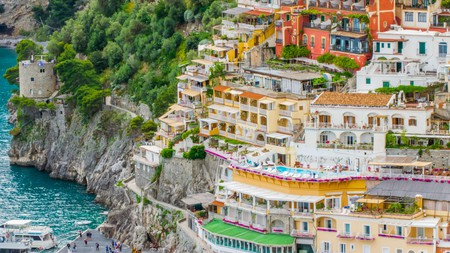 The luxurious city of Positano is an indulgent visit from start to finish – lest we mention the food