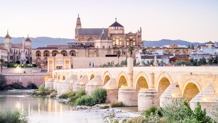 Córdoba is home to some remarkable ancient gems, such as the Roman bridge in the historic centre