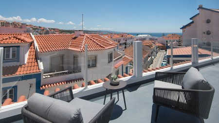 Soak up rooftop views on a trip to Ericeira