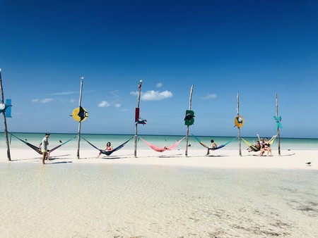 Mexico's Isla Holbox is a blissful getaway with beautiful, white-sand beaches
