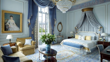 The Shangri-La is a Paris throwback that guarantees a taste of old-world romance