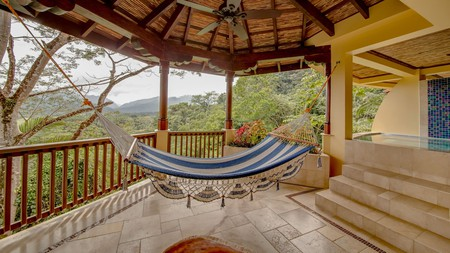 Sleeping Giant Rainforest Lodge is a jungle and mountain view luxury extravaganza for anyone looking to be revived by nature in Belmopan, Belize