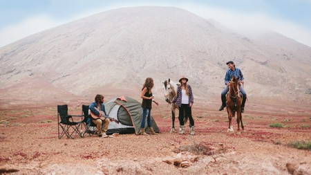 All personality types play a part in shaping the overall dynamic of a group of travellers