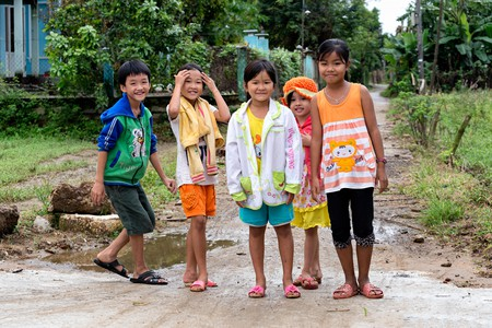 The kindness of Vietnamese people is one of many reasons you'll fall in love with them