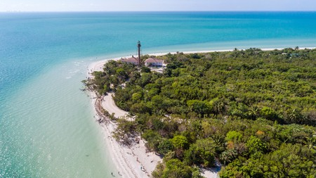 Sanibel Island is home to some of the finest beaches in the Fort Myers area
