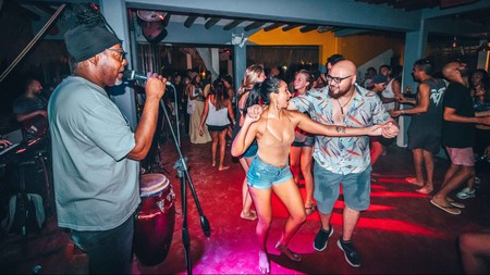 Parties at Tribu start early and continue well into the night