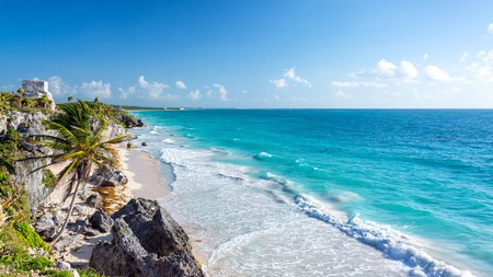 Tulum is home to some of Mexico's finest beaches, not to mention a hip social scene