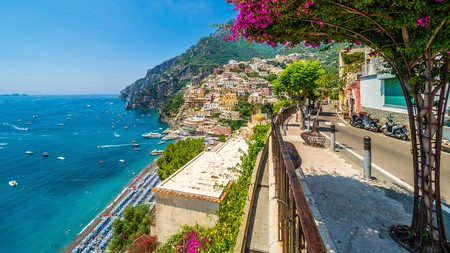 The stunning Amalfi Coast views aren't the only reason to visit Positano