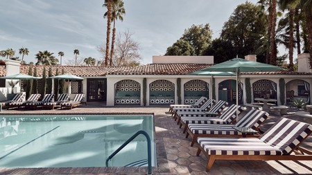Originally built in 1947, Villa Royale exudes a real desert charm