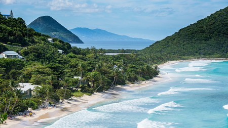 Tortola, the largest of the British Virgin Islands, will not disappoint with its pristine white-sand beaches