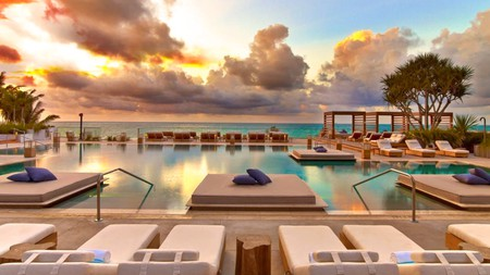 1 Hotel South Beach is a LEED Silver-certified eco-conscious hotel in Miami