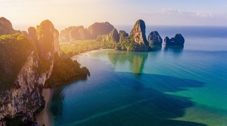 Krabi is home to some of Southern Thailand's most spectacular beaches