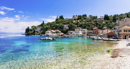 Loggos is one of the most beautiful villages to discover on Paxos
