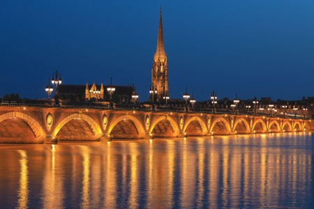 After a day seeing sights like the Pont de Pierre, pamper yourself at one of Bordeaux's best spa hotels
