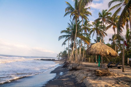 Palomino is a small, relaxed beach town on the northern Caribbean coast of Colombia