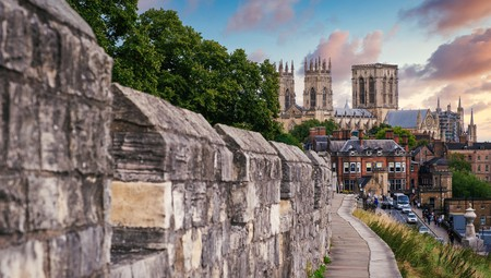 The 13th-century gothic cathedral is one of the top things to see in York