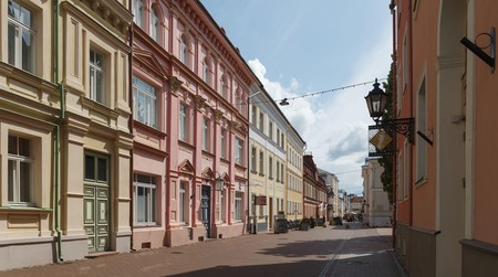 Stroll down Tartu's charming streets before relaxing with a pamper session at one of these spas