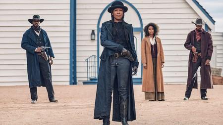 Regina King costars with Idris Elba in 'The Harder They Fall'