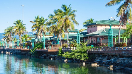 Stroll along the boardwalk in Ponce as you discover the gastronomic side of Puerto Rico