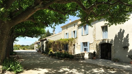 The French region of Provence offers plenty of farmhouse accommodation for a rural getaway