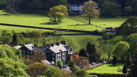 Beautiful landscapes will surround you when you book a stay at Borrowdale Hotel