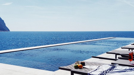 Hôtel Les Roches Blanches in Cassis has Saint-Tropez levels of sophistication, only without the crowds