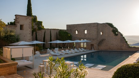 At Le Vieux Castillon, luxury and relaxation reign supreme