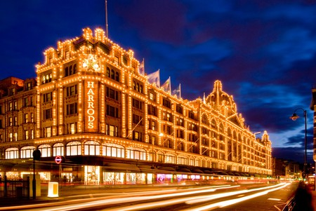Harrods is one of the most iconic department stores on the planet