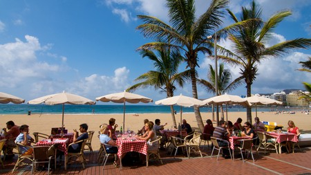 Dine with an ocean view at one of the best restaurant in Las Palmas, Gran Canaria