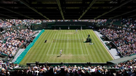 After watching world-class tennis at Wimbledon, rest your head at the perfect hotel nearby