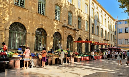 These luxury hotels promise an indulgent stay in Aix-en-Provence