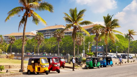 Visit Colombo, Sri Lanka, for historic temples and great souvenir shopping