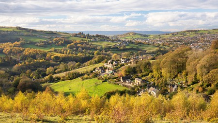 The Cotswolds make up the largest Area of Outstanding Natural Beauty in England and Wales