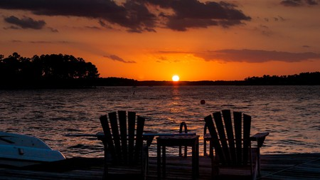 Lake Conroe, Texas, offers the perfect combination of rest, relaxation and adventure