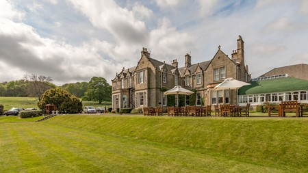 Norton House Hotel and Spa blends country vibes with a prime spot close to both Edinburgh centre and the zoo