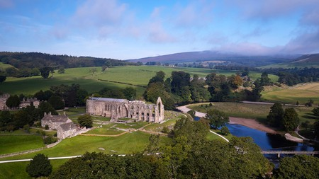 Bolton Abbey is one place you can't miss in the Yorkshire Dales National Park