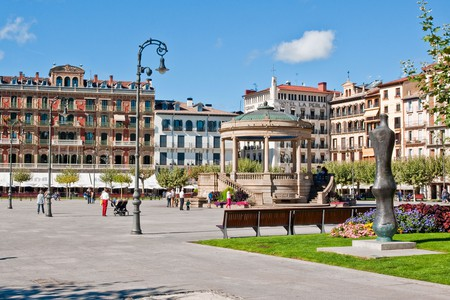 Stay in the heart of Pamplona near Plaza del Castillo while still saving your pennies for the city's many sights and culinary treats