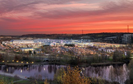 Bluewater Shopping Centre is the fifth-largest in the UK