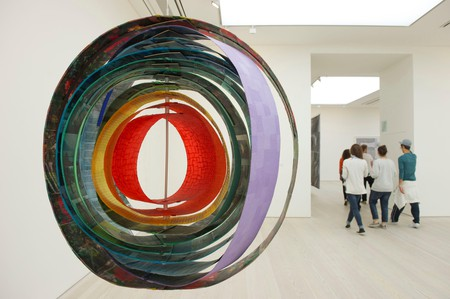 The Saatchi Gallery displays some of the best contemporary art in the world