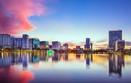 There's plenty in Orlando to keep you busy even if you're just touching down for a layover
