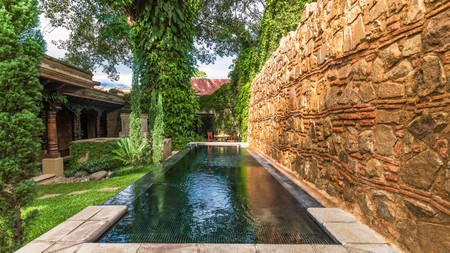 You'll be spoiled for choice with accommodation options around Villa Nueva in Guatemala