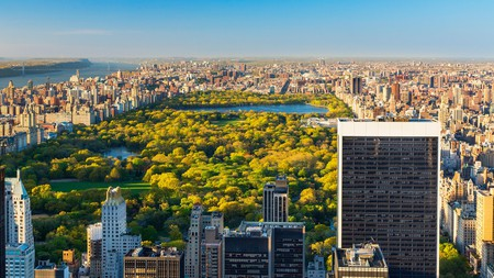 A stay in New York with Central Park on your doorstep? You couldn't ask for more!