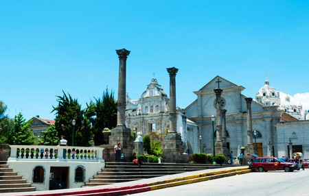 There are many affordable places to stay near the sights in Quetzaltenango, Guatemala