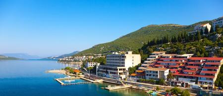 Neum's pretty Adriatic coastline is worth a visit when in Bosnia and Herzegovina