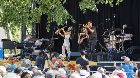Put on your dancing shoes – the Charlie Parker Jazz Festival is back