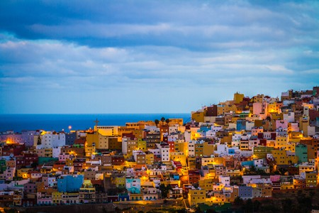 As the buzzy capital of Gran Canaria, Las Palmas offers a plentiful variety of watering holes