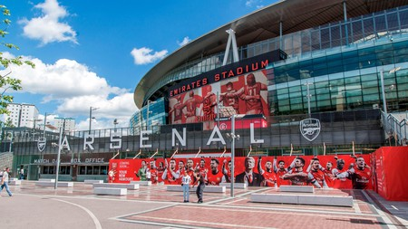 Emirates Stadium is an incredible venue to watch Arsenal and some of the best football in the world